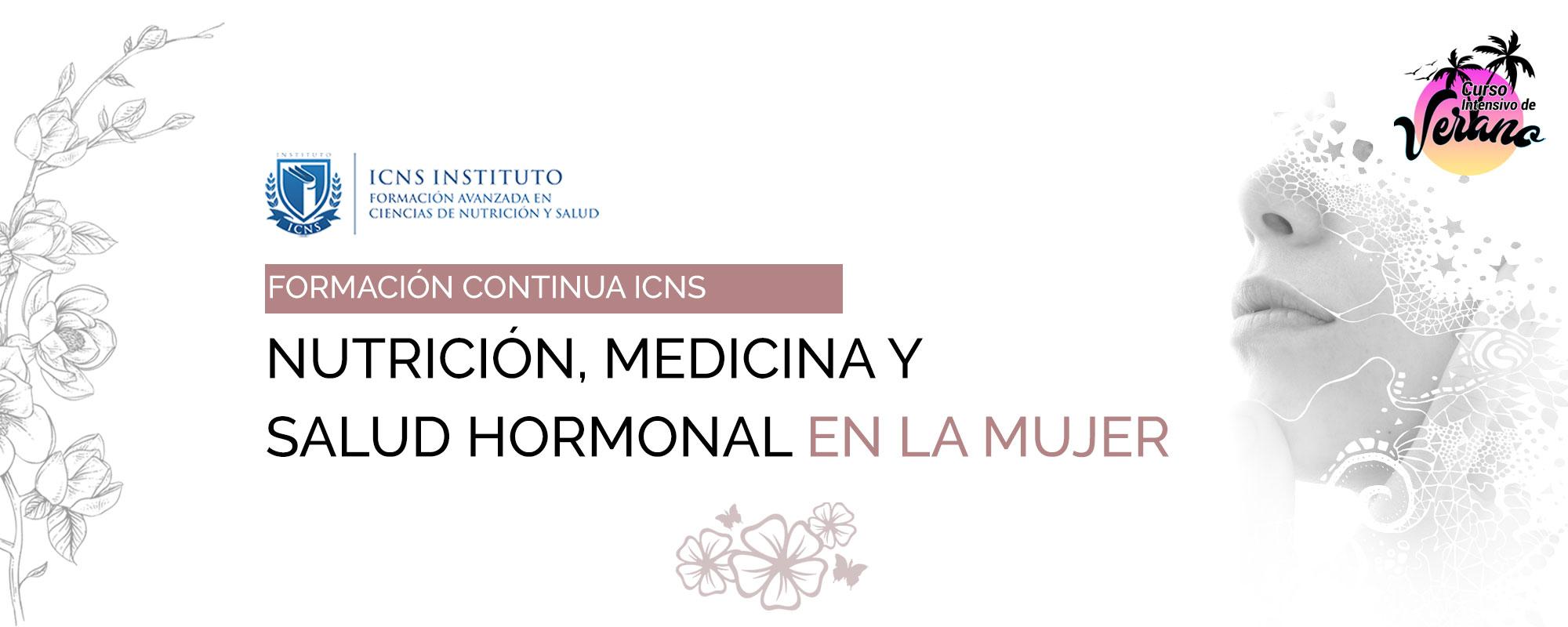 Nutrición, Medicina y Salud Hormonal en la Mujer