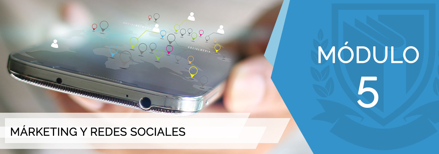 Módulo 5 - Marketing y redes sociales